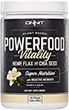 Onnit Powerfood Vitality: Hemp, Flax, and Chia Seed Daily Drink Mix (30 Servings)