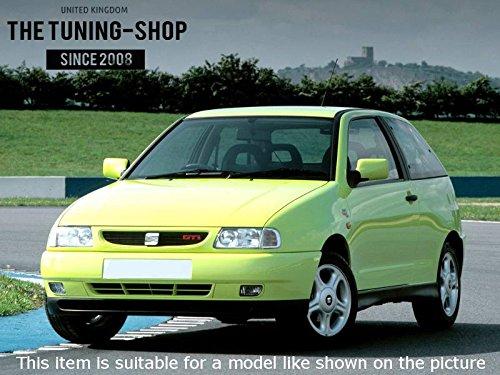 Pour Seat Ibiza Cordoba 6/K 1993 99/Levier de vitesses et frein /à main en cuir Rouge