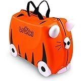 Trunki Tipu The Tiger Ride On Suitcase, Orange [TI0085-WL01]