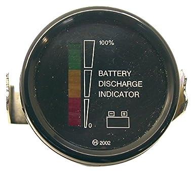 Descarga Total fuente 3661343007919de la batería Indicador/controlador, 24VDC