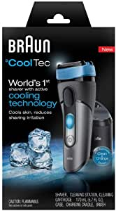 Procter & Gamble 81398124 Braun Cool Tec 5CC Blu Box Sys