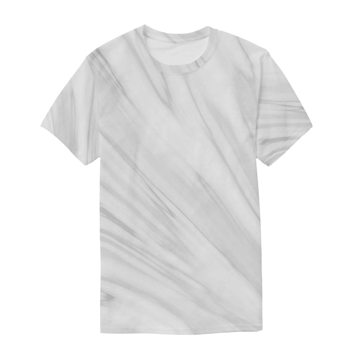 Horatiood Huberyyd Sandy Marble Pattern Mens T Shirts Graphic Funny Body Print Short T-Shirt Unisex Pullover Blouse