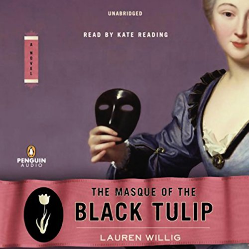 - The Masque of the Black Tulip: A Novel