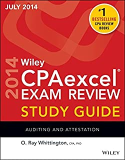 Wiley cpa exam review 2013 financial accounting and reporting o wiley cpaexcel exam review 2014 study guide auditing and attestation wiley cpa exam review fandeluxe Gallery