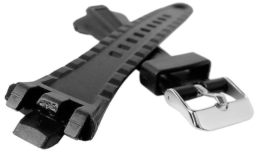 572e998a3afb Timex Sport Marathon TW5K94600 - Cronógrafo de Repuesto (Hebilla de plástico)
