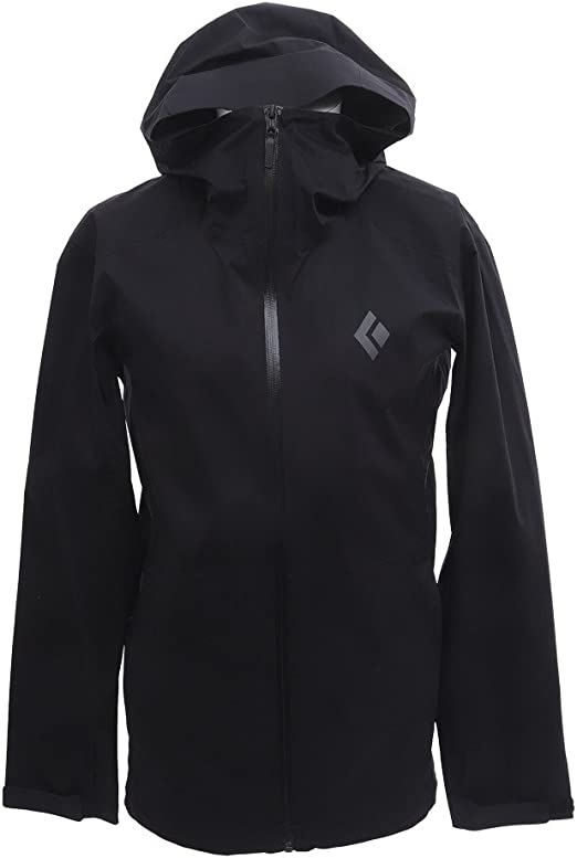 Black Diamond Mens M Stormline Stretch Rain Shell