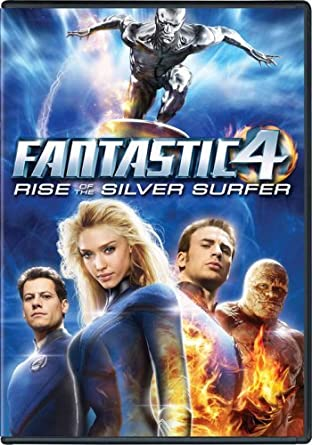 Amazon.com: Fantastic Four: Rise of the Silver Surfer: Movies & TV