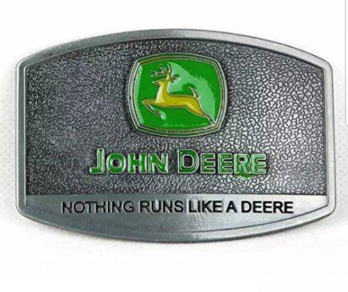 Buckles John Deere - JOHN DEERE