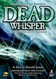 Dead Whisper: In Search of Ghosts and the Supernatural - 2 DVD Set