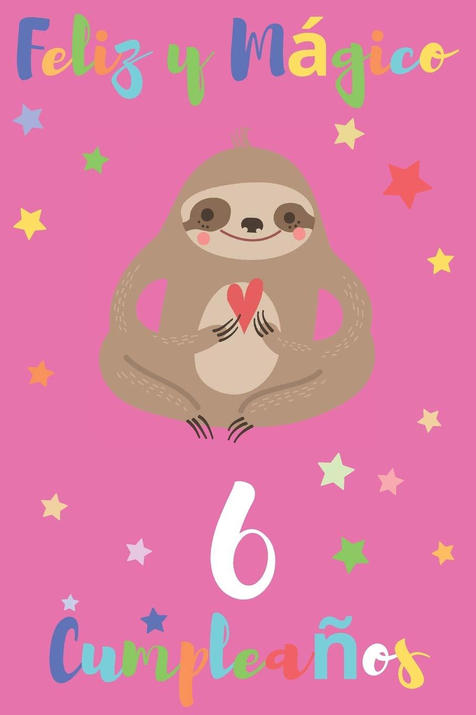 Amazon.com: Feliz y Mágico 6 Cumpleaños: Regalo para Niños o ...