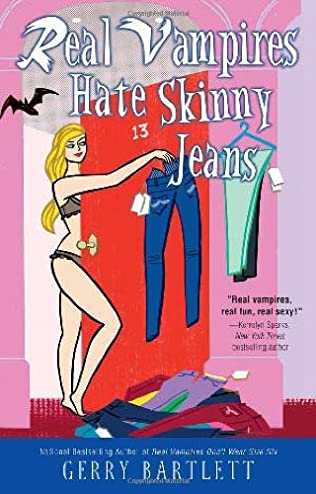 book cover of Real Vampires Hate Skinny Jeans