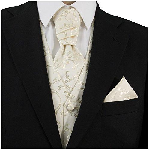 Ivory Waistcoat - 5