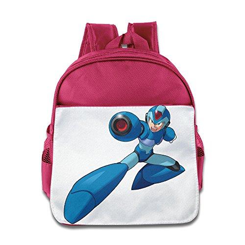 Mega Man Unisex Classic Backpack School Bag