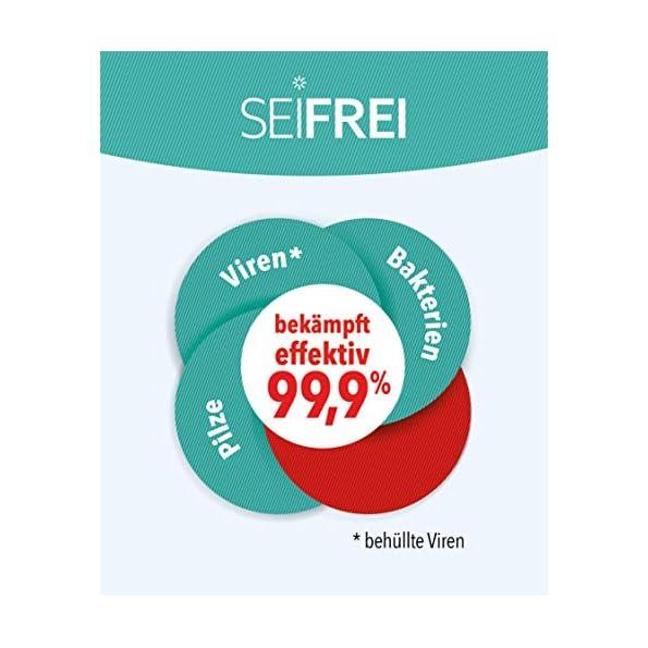 SEIFREI-Desinfektions-Hand-Gel-10-x-500ml-mit-Spenderpumpe-Desinfektionsmittel-optimal-fr-Bro-oder-Zuhause-Bekmpft-effektiv-999-behllte-Viren-und-Bakterien-Gropackung