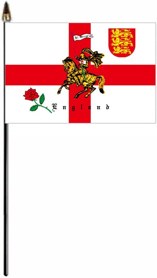 GIZZY® inglaterra rosa León (St George cargador) 6