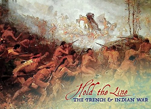 WOG: French & Indian War Expansion Kit, 2nd Edition, for the Hold the Line, American Revolution boardgame of tactical combat, 2nd edition]()