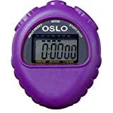 Oslo Robic M427 All Purpose Stopwatch, Purple