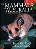 The Mammals of Australia, Ronald Strahan, 1877069256