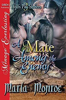 Download for free A Mate Among the Enemy [Wolf's Pass Shifters 3]