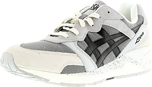 Asics Heren Gel-lique Fashion Sneaker Licht Grijs / Zwart