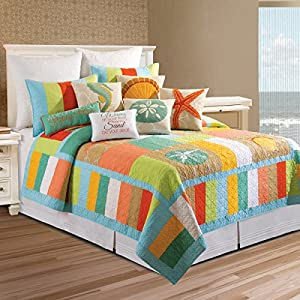 51Ye%2BlcyV%2BL._SS300_ Coastal Bedding Sets & Beach Bedding Sets