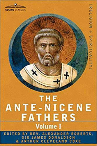 The Apostolic Fathers with Justin Martyr and Irenaeus