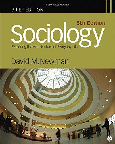 Phenomenology and Ethnomethodology