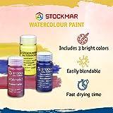 Stockmar Watercolor Paint Set - Washable Paint for
