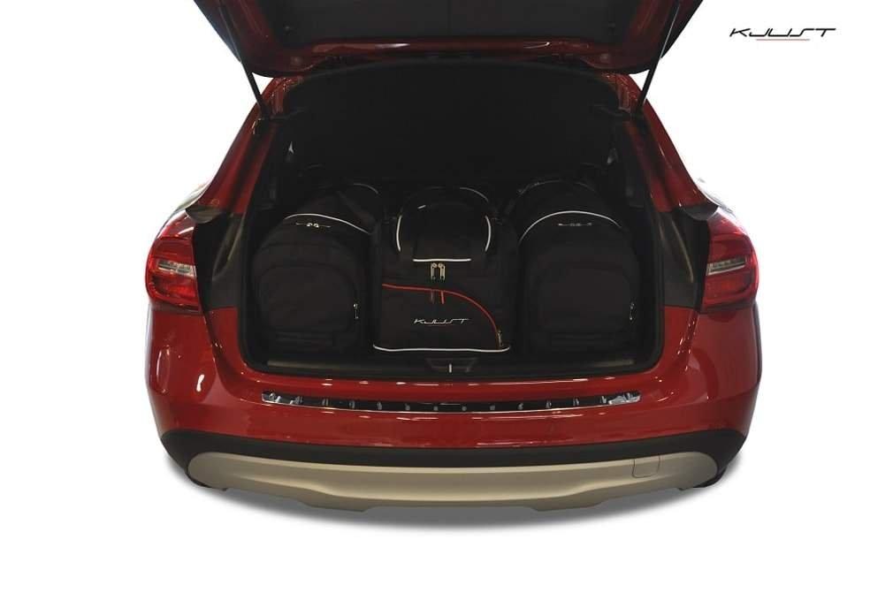 Taschen AUF Mass Mercedes GLA, 2013- KJUST KJUST PREMIUM