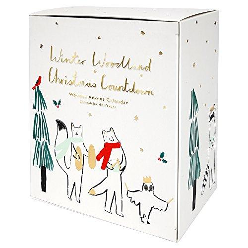 Meri Meri Woodland Advent Calendar by Meri Meri (Image #1)