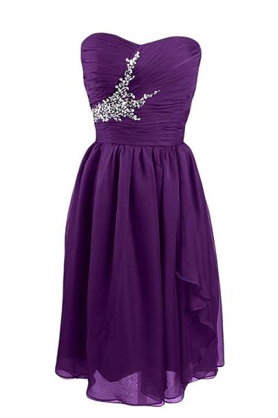 Sunvary encantador novia corto vestido de cóctel fiesta Prom Vestido Vestido de fiesta