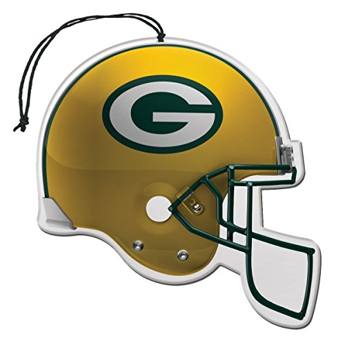 (NFL Green Bay Packers Auto Air Freshener, 3-Pack)
