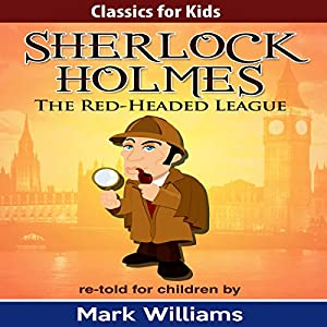 Sherlock Holmes Re-Told for Children Audiobook