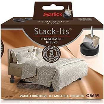 Slipstick Cb511 1 Inch Tall Floor Protector Furniture Feet