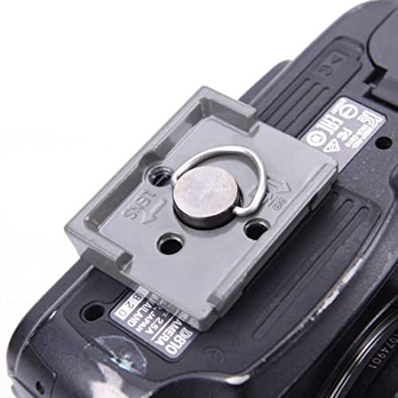 Phot-R 2pcs P-200PL Plaque QR Professionnelle pour t/ête de tr/épied RC2