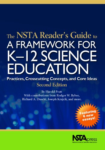 The NSTA Reader s Guide to A Framework for K 12 Science Education: Practices, Crosscutting Concepts, and Core Ideas, Second Edition - PB326E2