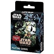 Cartamundi USA Star Wars Rogue One Single Deck In Tin Card Game