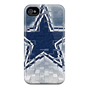 Fashion UDC95IRhy Case Cover For Iphone 4/4s(dallas Cowboys)