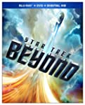 Star Trek Beyond [Blu-ray + DVD + Dig...