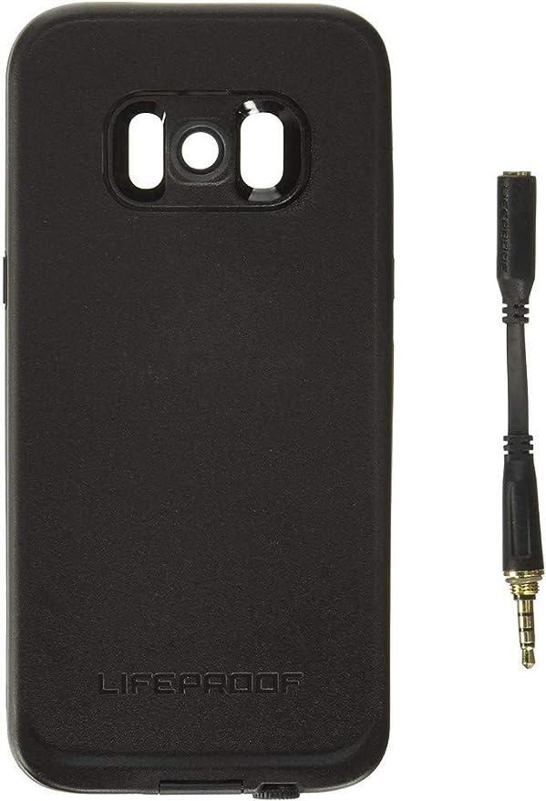 Lifeproof Fre Wasserdichte Schutzhülle Für Samsung Galaxy S8 Asphalt Schwarz Dunkel Grau