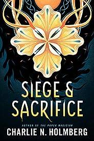Siege and Sacrifice (Numina Book 3)