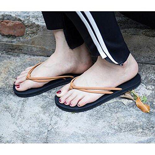Gabriera - Sandalias de poliuretano para mujer amarillo