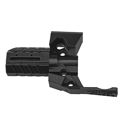 WORKER F10555 3D Printing Adaptor Attachment for F10555 Front Barrel for Stryfe: Toys & Games