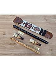 ARMENIAN DUDUK PRO from Apricot Wood, 2 Reeds, National Case, Playing Instruction and Free Gift Flute, ARMENIAN Handmade Woodwind Instrument, Oboe, Balaban
