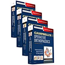 Campbell's Operative Orthopaedics, 4-Volume Set