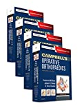img - for Campbell's Operative Orthopaedics, 4-Volume Set, 13e book / textbook / text book