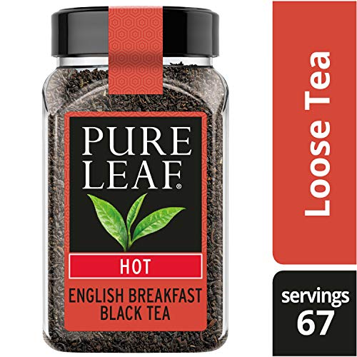 Pure Leaf Hot Loose Tea, English Breakfast Black Tea 4.7 oz -