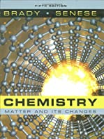 Chemistry: The Study of Matter and Its Changes, 5th Edition Front Cover
