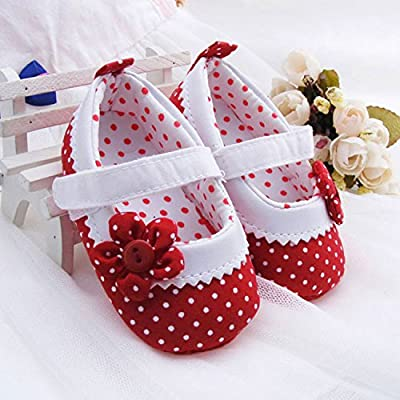 Auntwhale Envío gratis Bebé Chicas Zapatillas de deporte Prewalkers Lovely Cute con estilo Vogue Sweet Suave Calentar