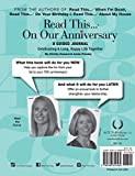Read This...On Our Anniversary (hardback): A Guided Journal Celebrating a Long, Happy Life Together